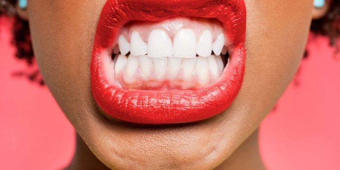 zaciskanie zębów obraz 6